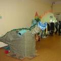 Творчество детей и родителей «Пусть дракон украсит праздник!»