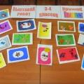 Фотоотчет выставки моего кружка «Квиллинг» 3–4 классы.