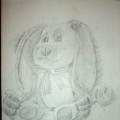 Моя любимая игрушка «Зайчик»