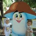 Прогулка по участкам детского сада «Ёлочка»