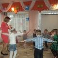 Непосредственно образовательная деятельность «Веселое солнышко».