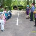 Конспект занятия-развлечения «Правила дорожного движения» в 1 младшей группе.
