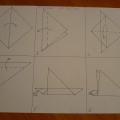 Поделки из бумаги «Птицы на ветке» (оригами)