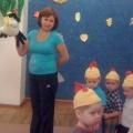 Конспект физкультурного занятия в группе раннего возраста. «Курочка и цыплятки»