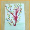 Мастер-класс «Рисуем сказочное дерево» в нетрадиционной технике рисования