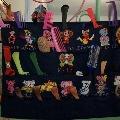 Хранение индивидуальных детских расчёсок в детском саду