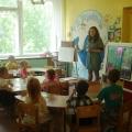 Конспект НОД по математике для детей старшей группы детского сада с применением ИКТ «День рождения Элли»