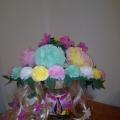 Шляпа для Весны (к празднику «Весна-красна»)