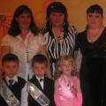 Выпускной бал 2011. МКДОУ «Детский сад №22».