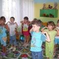 Здоровьесберегающие технологии в детском саду.