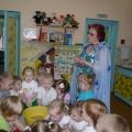 Развлечение «Капитошка в гостях у малышей». Фотоотчет