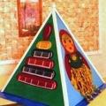 Логопедические пособия: «Пирамида» и «Динозаврик Тошка» в помощь логопеду
