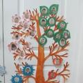 Календарь именинников в средней группе «Сезонное дерево»