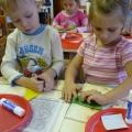 Перспективное планирование по оригами в средней группе