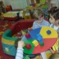 Развивающая игра «Разноцветная карусель»