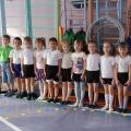 Фотосессия спортивных будней в детском саду