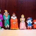 Дидактическая игра по ФЭМП «Герои сказок, станьте в ряд!» для детей старшего дошкольного возраста