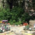 Лето в «Стране чудес»— оформление участка летом