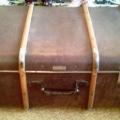 Метаморфоза старого чемодана