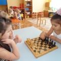 Шахматный турнир в подготовительной группе