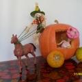 «Весёлый урожай». Выставка поделок из овощей и фруктов