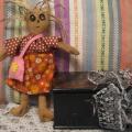Моя чердачная кукла