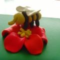 Мастер-класс «Пчелка Жу— Жу» (из пластилина)