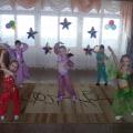 Танец «Восточных красавиц». Видео.