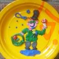 Работы детей: «Подводное царство», «В лес по грибы…»