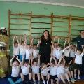 Конспект спортивного праздника по пожарной безопасности для детей старшей группы.