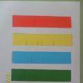 Конспект занятия по изодеятельности (аппликация) с детьми старшего дошкольного возраста «Олимпийский флаг»