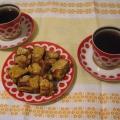 Печенье с фруктовой начинкой
