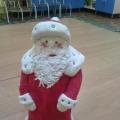 Поделка из соленого теста «Дед Мороз» 012013
