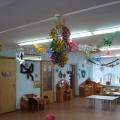 Новогоднее оформление в группах детского сада