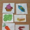 Дидактическая игра по ОБЖ «Полезные и вкусные продукты».