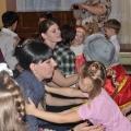 Работа с родителями по приобщению детей к истокам русской народной культуры.