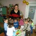 Конспект занятия по познавательному развитию детей