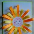 Открытка для мамы с солнышком, открытки времен войны