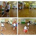 «Ералаш» или свободная игровая деятельность на физкультурных занятиях в ДОУ.