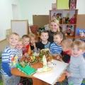 «Дары Осени». Смотр-конкурс совместных работ детей и родителей