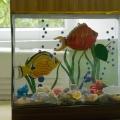 Аквариум из подручного материала сделанный вместе с детьми