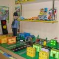 Организация предметно-игрового пространства в ознакомлении детей среднего дошкольного возраста с правилами дорожного движения
