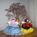 Мастер-класс по изготовлению русской традиционной тряпичной куклы