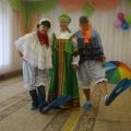 Развлечение для детей подготовительной группы «Жили у бабуси два веселых гуся»