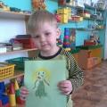 «Моя мама». Выставка рисунков малышей
