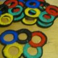 Игра «Олимпийские кольца» для детей старшего дошкольного возраста