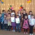 Конкурс рисунков в детском саду.