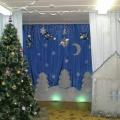 Новый год стучится в двери… Оформление зала