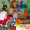 Организованная образовательная деятельность по конструированию в 1 младшей группе «Дорога для машин».