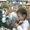 Проект «Новогодние игрушки»